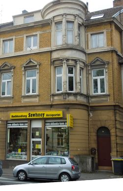 Buchhandlung Antiquariat Sawhney store photo
