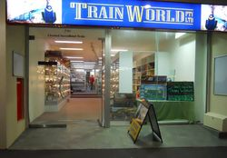 Train World Pty Ltd store photo