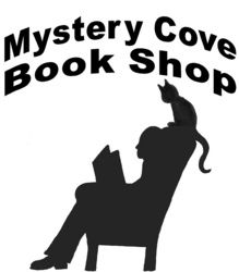 Mystery Cove Book Shop bookstore logo