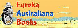logo: EUREKA  AUSTRALIANA  BOOKS