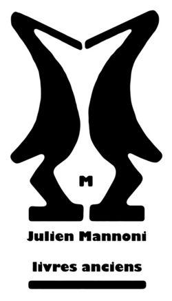 Des livres autour (Julien Mannoni) logo
