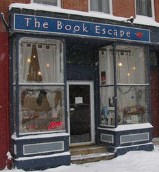 The Book Escape store photo