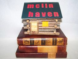 Mclin Haven bookstore logo