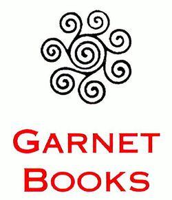 Garnet Books bookstore logo
