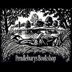 logo: Pendleburys - the bookshop in the hills