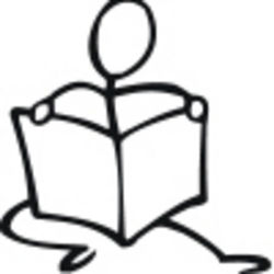 Stick Figure Books bookstore logo