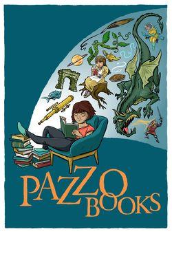 Pazzo Books logo