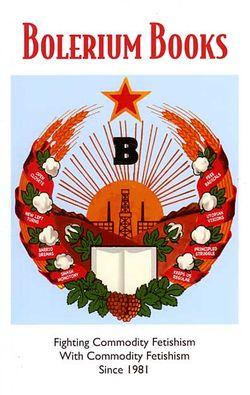 Bolerium Books Inc., ABAA/ILAB bookstore logo