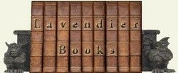 Mark Lavendier, Bookseller bookstore logo