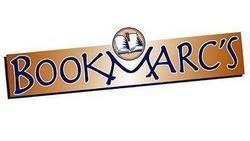 Bookmarc's bookstore logo