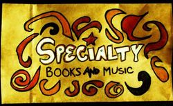 Specialty Books And Music store photo