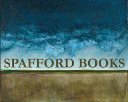 Spafford Books bookstore logo