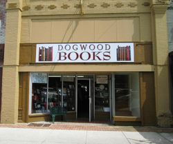 Dogwood Books store photo