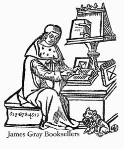 James  Gray Bookseller logo