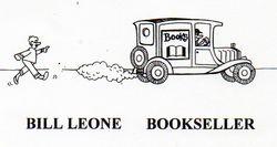 Bill Leone, Bookseller ABAA logo