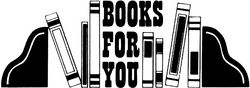 Books For You bookstore logo