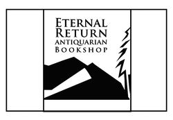 Eternal Return Antiquarian Bookshop logo
