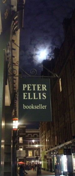 logo: Peter Ellis bookseller