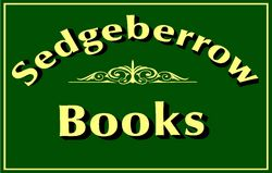 logo: Sedgeberrow Books of Pershore