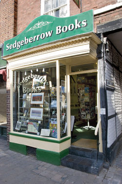 Sedgeberrow Books of Pershore store photo