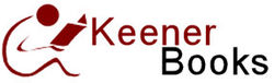 logo: KEENER BOOKS (Member IOBA)