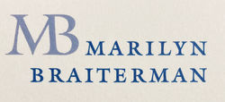 marilyn braiterman rare books logo