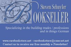 logo: Steven Schuyler Bookseller