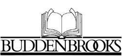 Buddenbrooks, Inc. bookstore logo