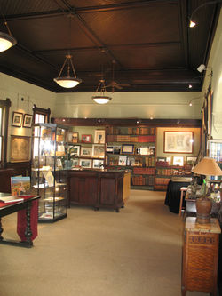 Antipodean Books, Maps & Prints store photo