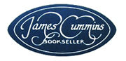 James Cummins Bookseller bookstore logo