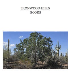Ironwood Hills Books bookstore logo
