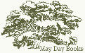 May Day Books bookstore logo