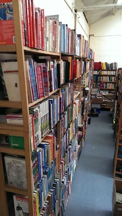 Lion Books PBFA store photo