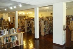 Popeks Books, IOBA store photo