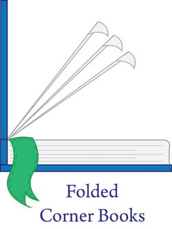 logo: Folded Corner Books