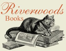 Riverwood's Books bookstore logo