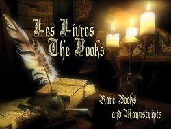 Les Livres The Books .Com logo