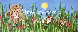 Mims' Rare  Books & Art  logo