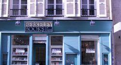 Berkeley Books of Paris store photo
