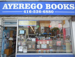 Ayerego Books (IOBA) store photo