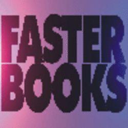 logo: Faster Books