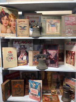 Americana Books ABAA store photo