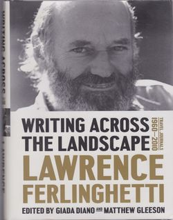 Cover of Catalogue: Lawrence Ferlinghetti,...