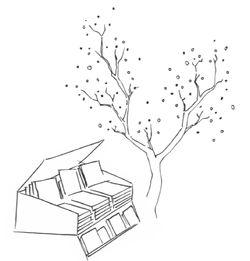 logo: Le Bookiniste, ABAA-ILAB-IOBA