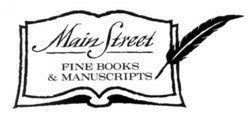 logo: Main Street Fine Books & Manuscripts, ABAA