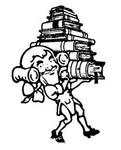 Andrew Langer, Bookseller logo
