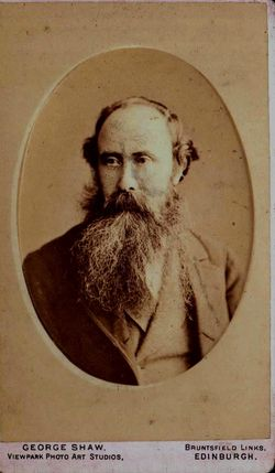 photo of Gordon Hughes