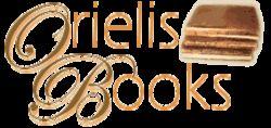 Orielis' Books bookstore logo
