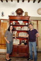 logo: Libri antichi e rari Francesco e Claudia