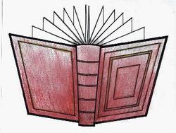 Librairie la bonne occasion bookstore logo